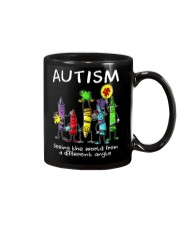 Autism Crayon Different Angle Mug thumbnail