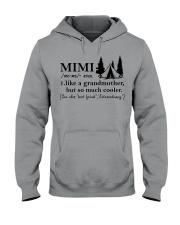 Camping Mimi  Hooded Sweatshirt thumbnail