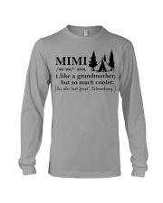 Camping Mimi  Long Sleeve Tee thumbnail