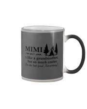Camping Mimi  Color Changing Mug thumbnail