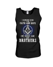 Freemasons Brothers Unisex Tank thumbnail