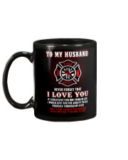 Firefighter How Special You Are Mug Husband Mug back