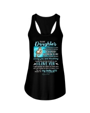 Otter Daughter Last Breath To Say Love  Ladies Flowy Tank thumbnail