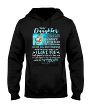 Otter Daughter Last Breath To Say Love  Hooded Sweatshirt thumbnail