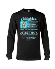 Otter Daughter Last Breath To Say Love  Long Sleeve Tee thumbnail
