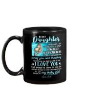 Otter Daughter Last Breath To Say Love  Mug back