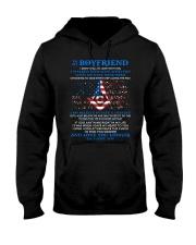 Freemason Boyfriend Believe In Fate Destiny Hooded Sweatshirt thumbnail