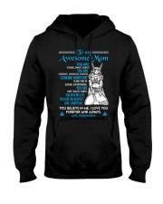 Viking You Are Strong Mom  Hooded Sweatshirt thumbnail