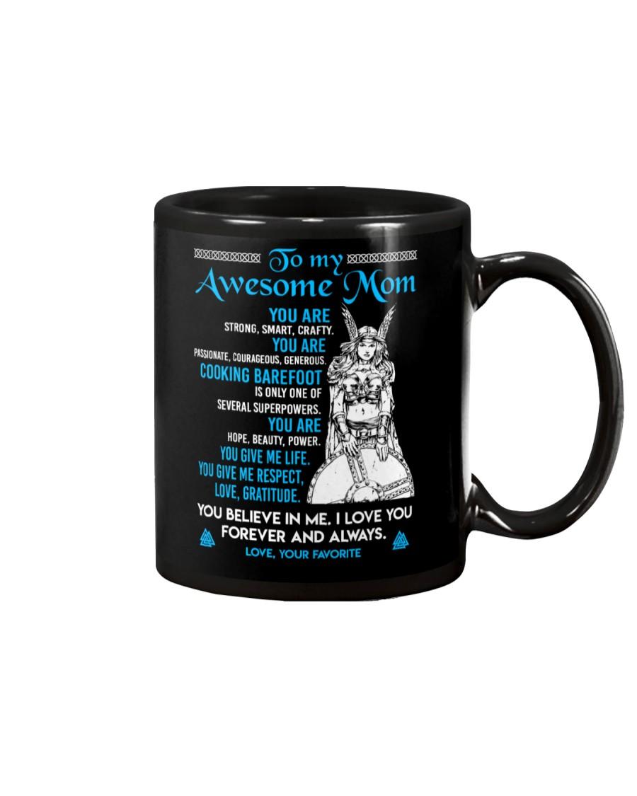 Viking You Are Strong Mom  Mug
