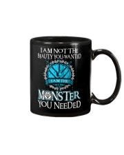 Shieldmaiden Beauty But Monster Mug thumbnail