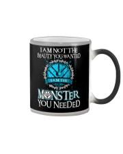 Shieldmaiden Beauty But Monster Color Changing Mug thumbnail