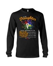 Freemason Daughter Dad Always Remember Long Sleeve Tee thumbnail