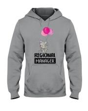 Regional Manager Dad  Hooded Sweatshirt thumbnail