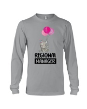 Regional Manager Dad  Long Sleeve Tee thumbnail