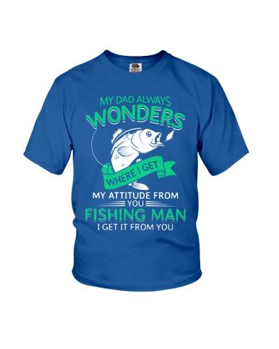 Fishing Dad Attitude