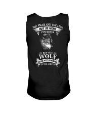 The Wolf Does Not Perform In The Circus  Unisex Tank thumbnail