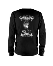 The Wolf Does Not Perform In The Circus  Long Sleeve Tee thumbnail