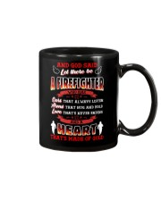 And God Said Let There Be A Firefighter Mug thumbnail