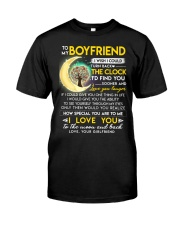 Reading Boyfriend Clock Ability Moon Classic T-Shirt thumbnail
