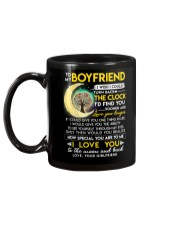 Reading Boyfriend Clock Ability Moon Mug back