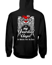 Daddy Guardian Angle Hooded Sweatshirt thumbnail