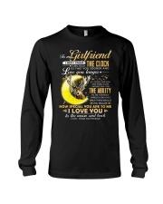 Hunting Girlfriend Clock Ability Moon Long Sleeve Tee thumbnail