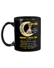 Whippet Son Mom Mommy Loves You Mug back