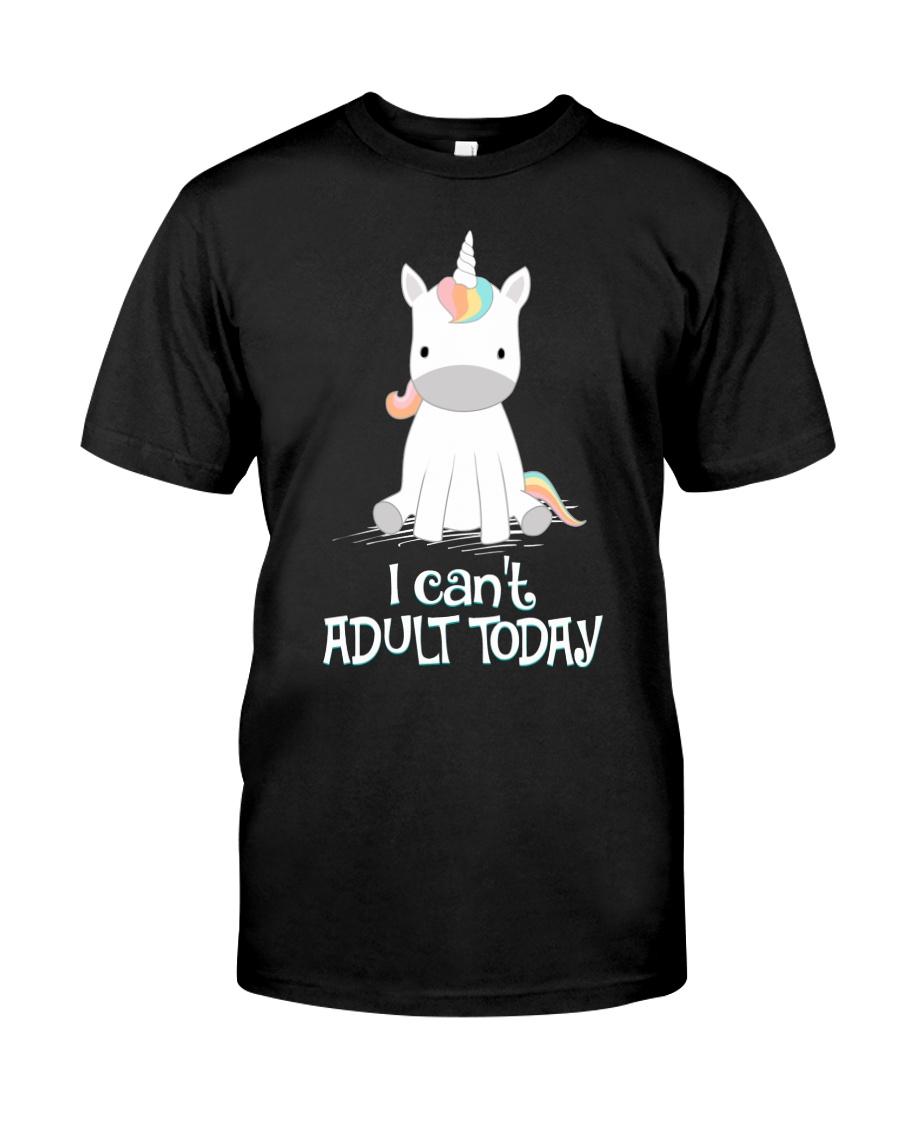 Unicorn Adult T-shirt Classic T-Shirt