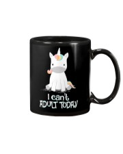 Unicorn Adult T-shirt Mug thumbnail