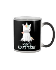 Unicorn Adult T-shirt Color Changing Mug thumbnail