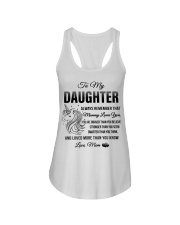 Unicorn Mommy Loves You Daughter Mom Ladies Flowy Tank thumbnail