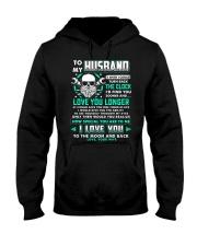 Mechanic Husband Clock Ability Moon Hooded Sweatshirt thumbnail