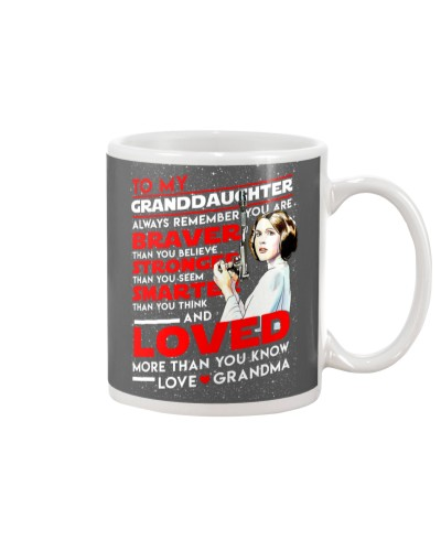My Leia - Grandma