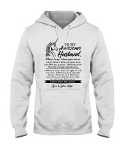 Unicorn Husband I Love You More Hooded Sweatshirt thumbnail