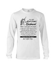 Unicorn Husband I Love You More Long Sleeve Tee thumbnail
