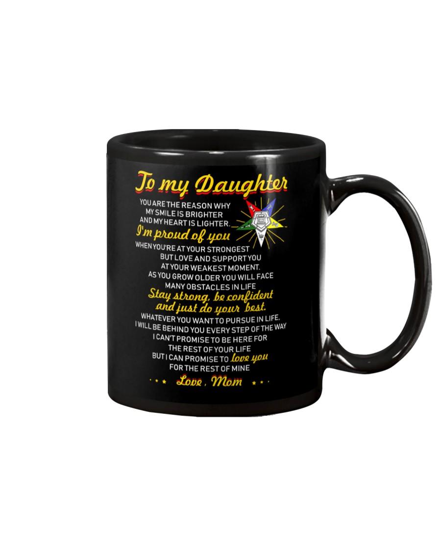 Freemason Reason My Smile Brighter Daughter Mom Mug
