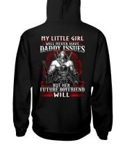 Dad Issues Viking Shirt Hooded Sweatshirt thumbnail