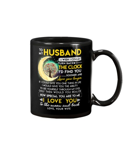 Reading Husband Clock Ability Moon