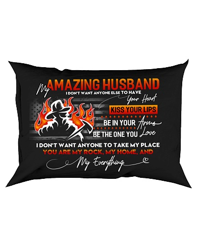 Firefighter Husband Don't Want Anyone Else