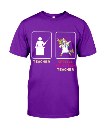 Unicorn Special Education Teacher