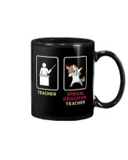 Unicorn Special Education Teacher Mug thumbnail