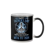 Father's Day Inherited Viking Color Changing Mug thumbnail