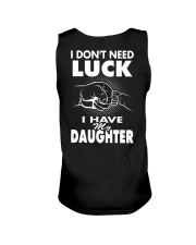 Daddy and Daughter Love Unisex Tank thumbnail