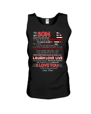 Firefighter Son Mom Today Is A Good Day Unisex Tank thumbnail