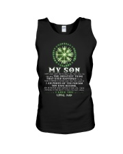 Viking Dad Son Don't Forget I Love You Unisex Tank thumbnail