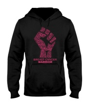 Breast Cancer Warrior Hooded Sweatshirt thumbnail