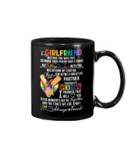 LGBT Girlfriend Ups And Downs Love Mug front