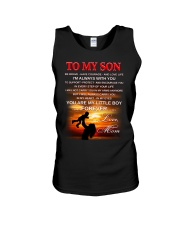 Son Mom Be Brave Mug Unisex Tank thumbnail
