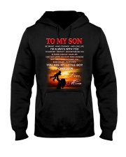 Son Mom Be Brave Mug Hooded Sweatshirt thumbnail