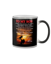 Son Mom Be Brave Mug Color Changing Mug thumbnail